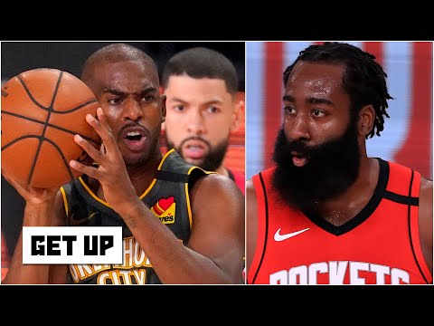 Reacting to Chris Paul & the Thunder forcing a Game 7 against the Rockets   Get Up
