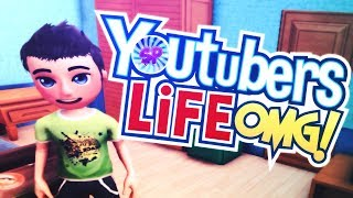 СИМУЛЯТОР ЮТУБЕРА | YouTubers LIFE OMG