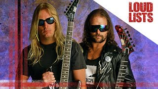 20 Greatest Metal Riffs of All Time