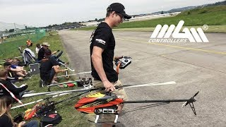 Heli Challenge 2018 with Yan Müller
