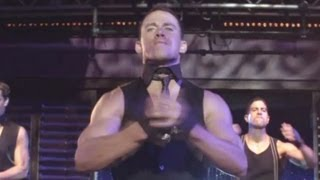 Magic Mike - It's Raining Men Dance Scene Official 2012 - Channing Tatum, Alex Pettyfer (HD)