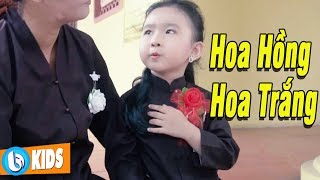 Hoa Hồng Hoa Trắng - Candy Ngọc Hà 4 Tuổi Hát RỤNG ĐỘNG TRIỆU CON TIM
