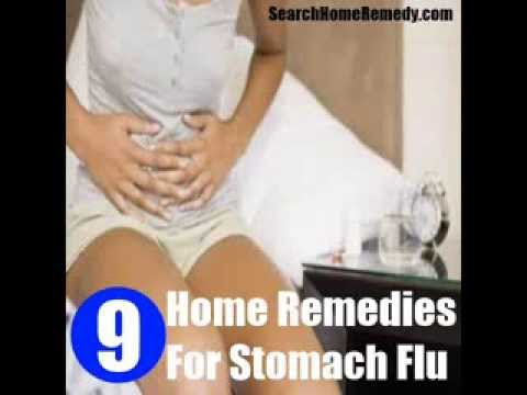Video 9 Home Remedies For Stomach Flu