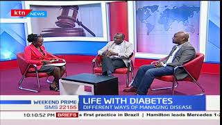 LIFE WITH DIABETES: Managing diet key to survival