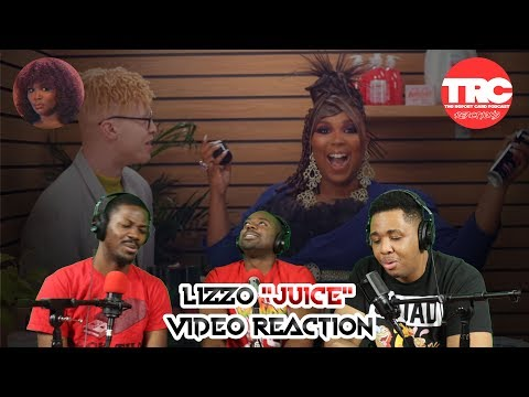 "Lizzo ""Juice"" Music Video Reaction"