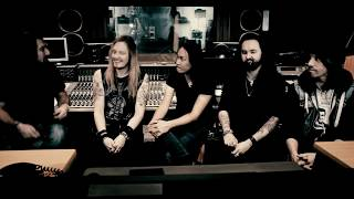 "DragonForce about ""Reaching Into Infinity"" - Part 3"
