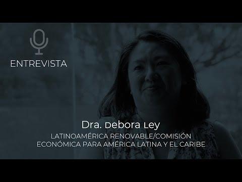 Entrevista con Dra. Debora Ley