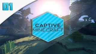 Ίσως να μην ήταν και τόσο καλή ιδέα Captive Minecraft I - Minecraft dinotopia spielen