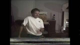 Tennis Pro Scala Dances to ABBA