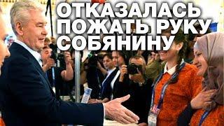 Мусульманка никогда не пожмет руку Собянину!? Разбираются «Братья по разуму»