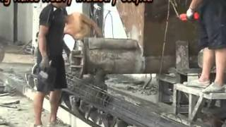 preview picture of video 'China concrete prestressed pole/spun pole/electric pole making machine'