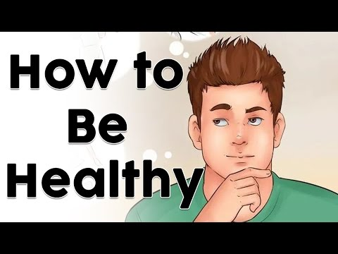 Video How to Be Healthy | how to be healthy and fit for teenagers