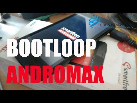 Video Solusi Mudah Bootloop Andromax G2