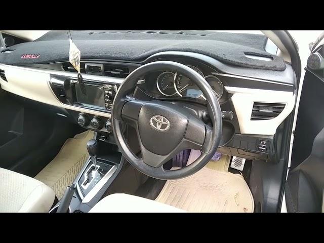 Toyota Corolla Altis Automatic 1.6 2017 for Sale in Karachi