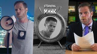 ZEBRA CORNER TV: The Negotiatah - Mahk's Island - Blind News