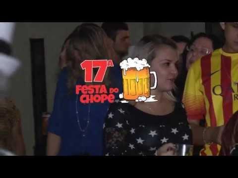 Participe da 17ª Festa do Chope