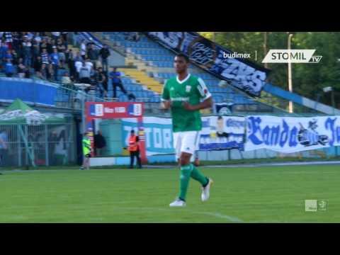Skrót meczu Stomil Olsztyn - Olimpia Grudziądz 1:3