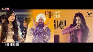 Pendu Jatt  Teddy Singh