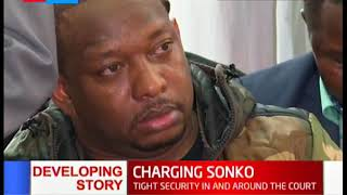 HAPPENING NOW: Sonko facing charges over Graft related offences at the Milimani Law Courts