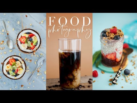 How To Photograph Food | Quick Tips in 5 mins