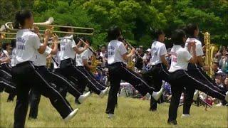 ブラスエキスポ2019 京都橘高校吹奏楽部コンサート  'Sing Sing Sing