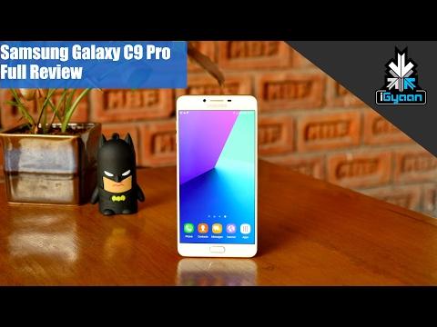 Samsung Galaxy C9 Pro Full Review - Samsung's OnePlus 3 Killer ?