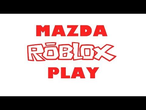 ROBLOX с Mazda Play (100 лайков на стриме и раздача R$)