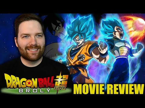 Dragon Ball Super: Broly – Movie Review