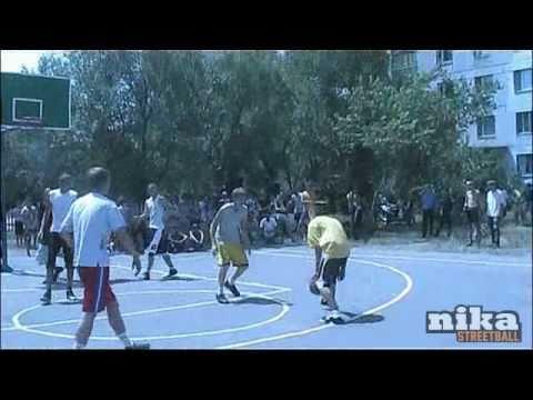 Nika Streetball Challenge 2010| team ''ATL'' (Official)