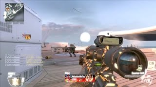 Black Ops 2 Sniping Montage 5 - Feeds, Trickshots and Quick Scopes