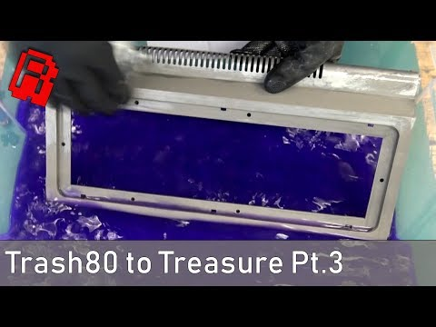 Trash 80 to Treasure | TRS-80 Restoration | Ep3.