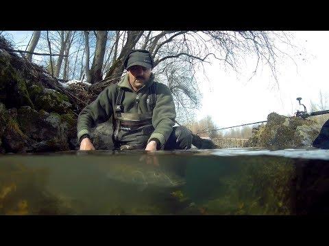 Hucho. Fishing in five spirit