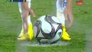 ضربات الجزاء في مباراة الإسماعيلي و الأتحاد السكندري في كأس مصر