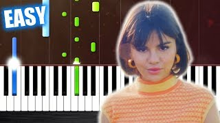 Selena Gomez   Back To You   EASY Piano Tutorial By PlutaX