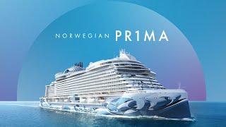 Norwegian Prima: Das erste Schiff Ihrer Klasse