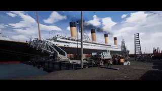 TITANIC HONOR & GLORY - DEMO 3 in ultrawide resolution, unedited gameplay footage
