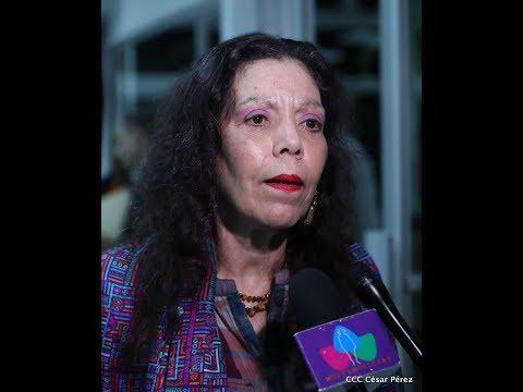 Vicepresidenta Rosario Murillo: el ALBA es solidaridad, complementariedad, fraternidad