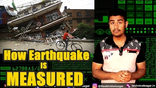 How Earthquake is Measured / How Seismograph Works / In Hindi