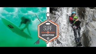 preview picture of video 'Surf & Adventure'