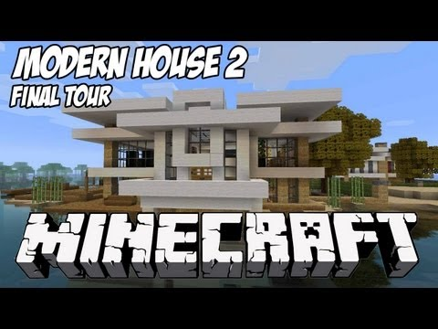 Modern house tutorial 2 beach town project minecraft project photolibrary gallery public world viewer gumiabroncs Gallery