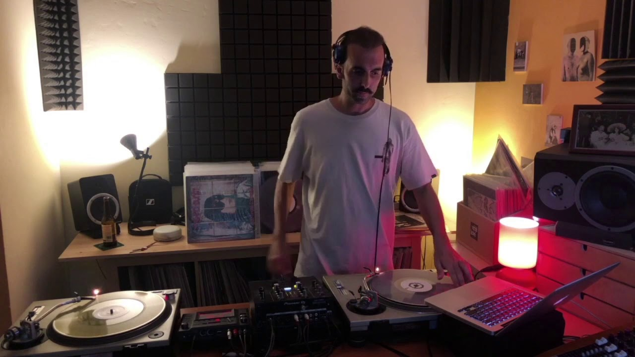 Pablo Bolivar - Live @ Home x The Museum of Human Evolution 2020