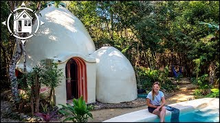 Dome Home In Mexico Is Architects Dream Of Eco Tourism
