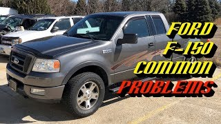What to Inspect BEFORE Buying a Used 2004-2008 Ford F-150!