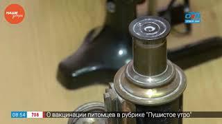 Мужское хобби — коллекционирование микроскопов