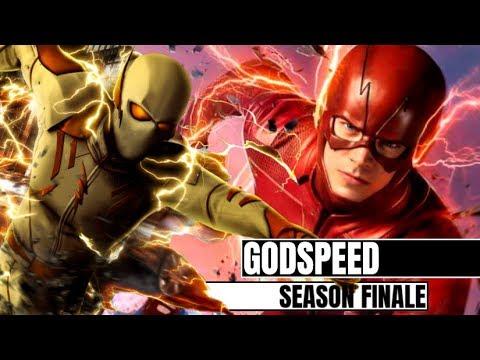 GODSPEED in the Season finale? - Flash vs Godspeed - The Flash Season 4 Theory