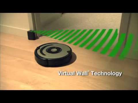 iRobot Roomba Virtual Wall (กำแพงเสมือน)