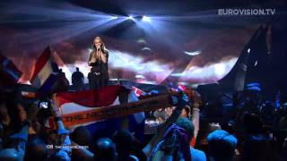 Anouk - Birds (The Netherlands) - LIVE - 2013 Semi-Final (1)
