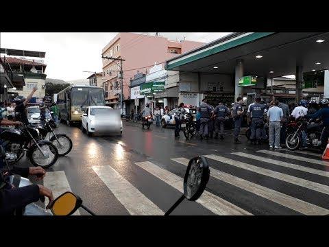 Gasolina chegou em Alegre-ES.(Greve dos Caminhoneiros)