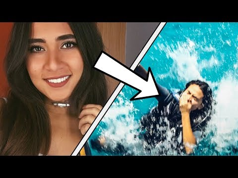 Celebrity Overcomes Her Fear of Open Water [Yes Theory in Egypt pt.5]