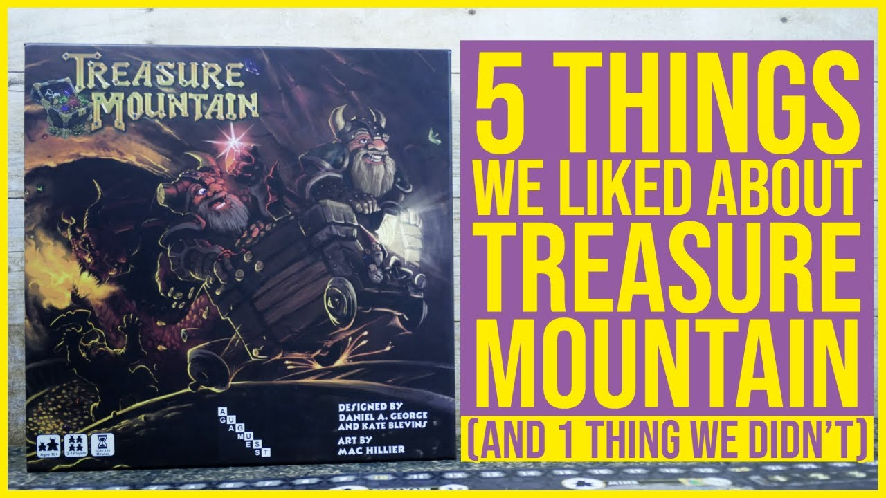 5 Things We Liked About Treasure Mountain (and 1 thing we didn't)